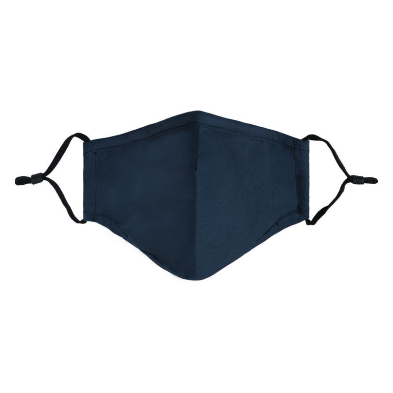 Mondkapje fashion ( niet medisch) blauw