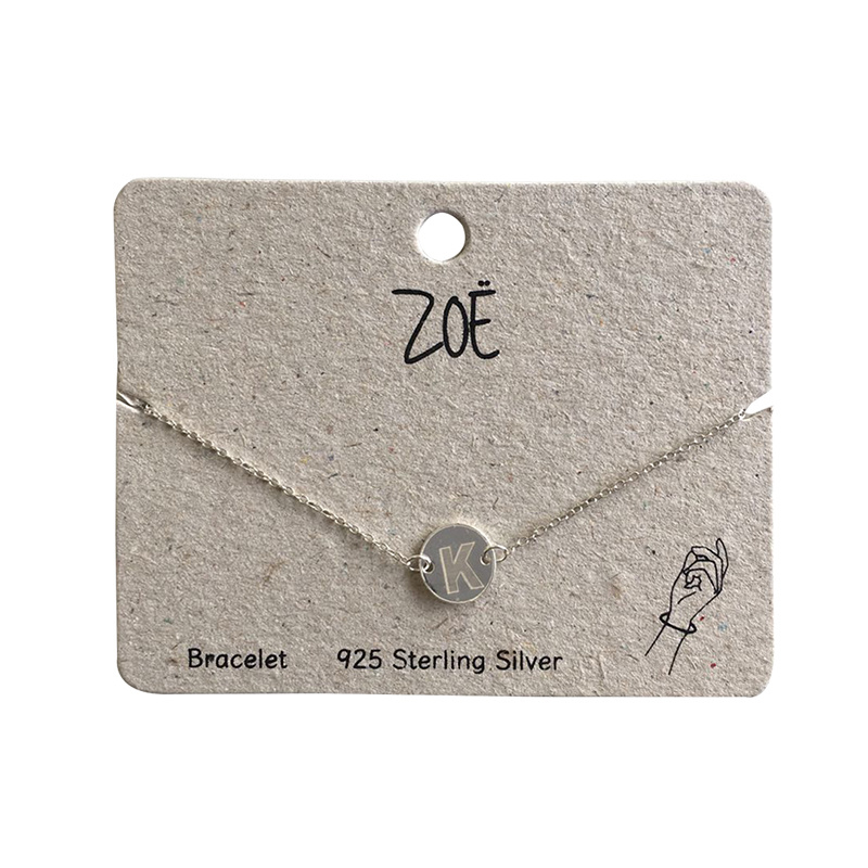 ZOË Armband Letter K