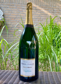 Pierson-Cuvelier Tradition Grand Cru Brut Jeroboam (wit, 3000ml)