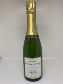 Pierson-Cuvelier Tradition Grand Cru Brut (wit, 375ml)