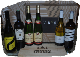Ondernemerslounge Seizoen 1 - alle witte wijnen