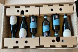 Vaona wijnpakket (6 flessen): 3x rood + 3x wit