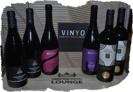 Ondernemerslounge Seizoen 1 - alle rode wijnen