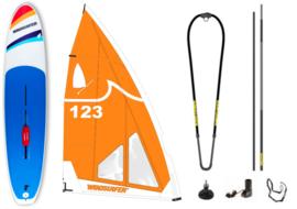 Windsurfer LT 2021 TeamNL (Race Set)