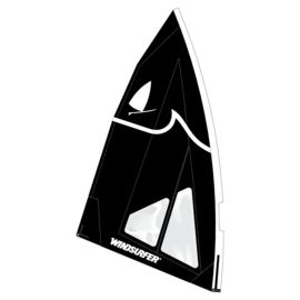 Windsurfer LT Jet Black Race Sail 5.7 Limited Edition