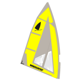 Windsurfer LT Bullet Race Sail 5.7