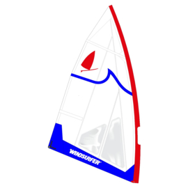 Windsurfer LT Wave Race Sail 5.7 Limited Edition