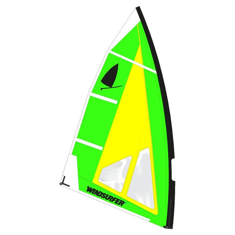 Windsurfer LT Energy Race Sail 5.7