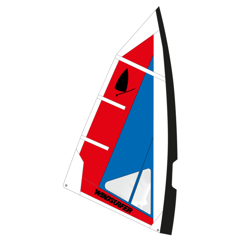 Windsurfer LT Revolution Race Sail 5.7