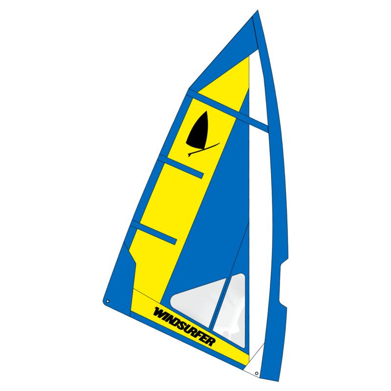 Windsurfer LT Star Race Sail 5.7