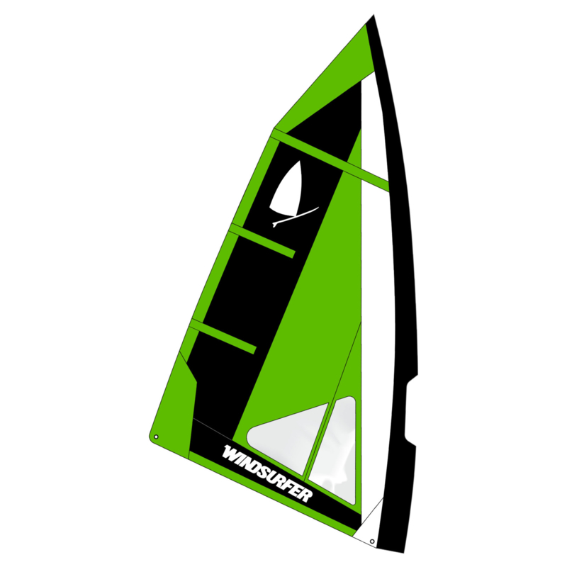 Windsurfer LT International Race Sail 5.7