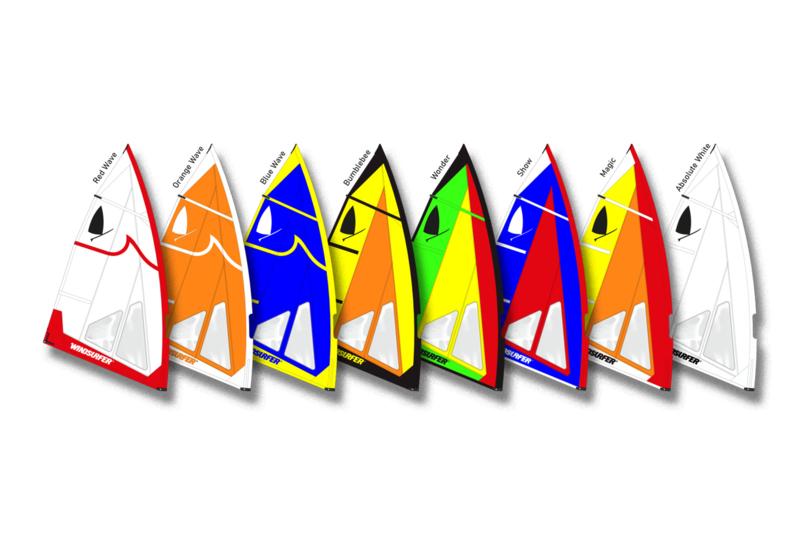Windsurfer LT Race Sail 5.7
