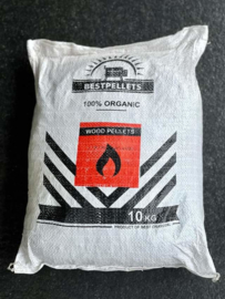 Bestcharcoal - Pellets hardhout