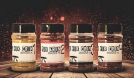 De Fik Erin Braairub set van 4