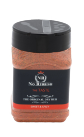 No Rubbish - The Taste