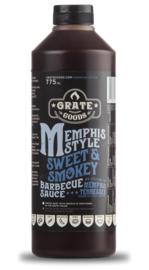 Grate Goods Memphis Sweet & Smokey Sauce (265ml)