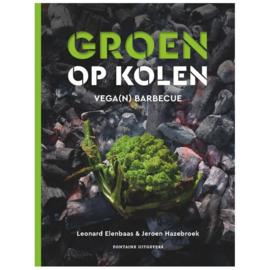 Kookboek Groen op Kolen (vegan)