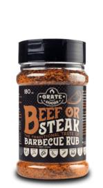 Grate Goods Premium Beef or Steak BBQ Rub