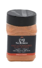 No Rubbish - Fast and Flavoured   No Salt
