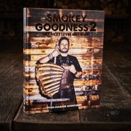 Smokey goodness 2 het next level BBQ boek
