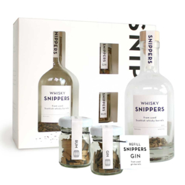 Snippers Gift Pack - Whisky, Rum & Gin