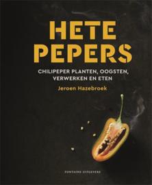 Kookboek Hete pepers