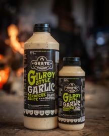 Grate Goods Gilroy Garlic Barbecue Sauce (775ml)