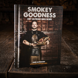 Smokey goodness het ultieme BBQ boek