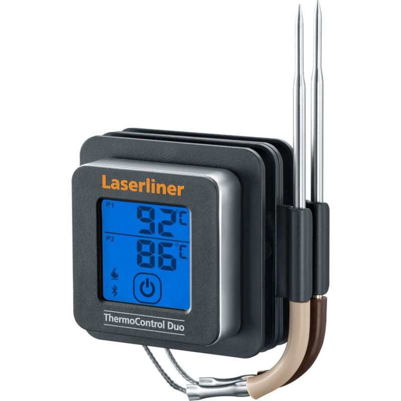 Laserliner ThermoControl Duo Insteek thermometer