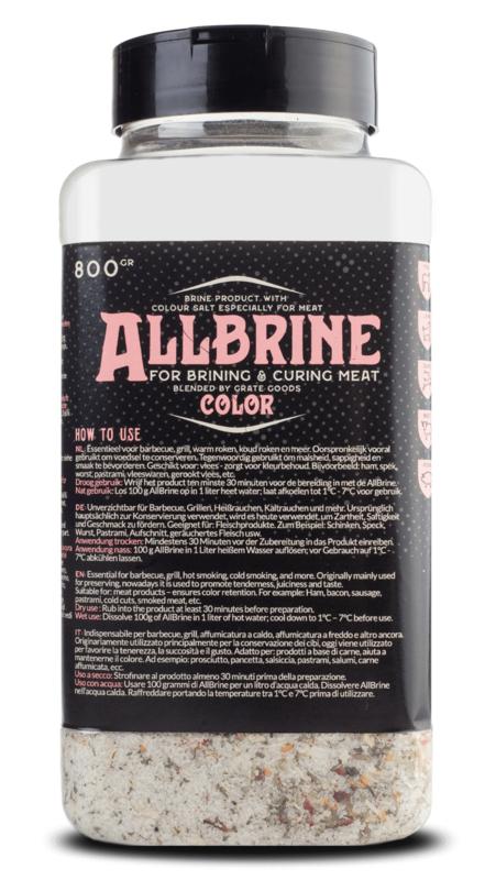 Grate Goods AllBrine Color (800g)