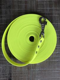 Neon geel, 19 mm. breed