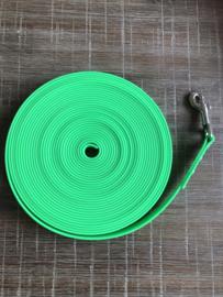 Neon groen, 16 mm. breed