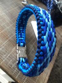 Ibiza stijl in blauw
