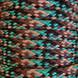 Groen/beige/bruin