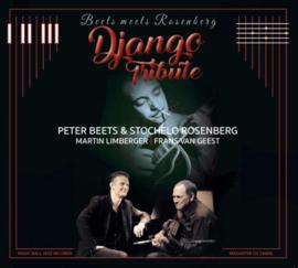 Peter Beets meets Stochelo Rosenberg - Django Tribute