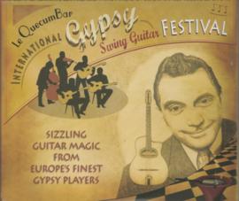 International Gypsy Swing Festival - Le QuecumBar UK