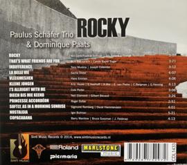 Paulus Schäfer Trio & Dominique Paats - Rocky