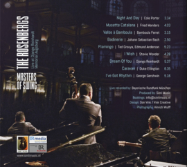 The Rosenbergs - Masters of Swing: Live at Django Reinhardt Memorial Augsburg
