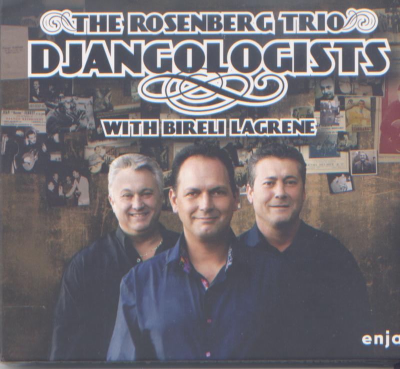 The Rosenberg Trio ft Bireli Lagrene – Djangologists