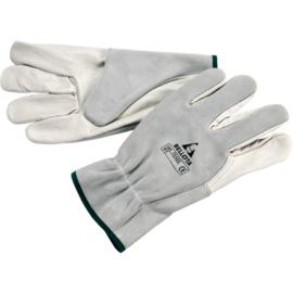 Handschoenen leder 4x4