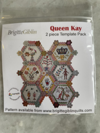 Queen Kay templates + papers