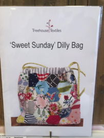 Sweet Sunday Dilly Bag, patroon