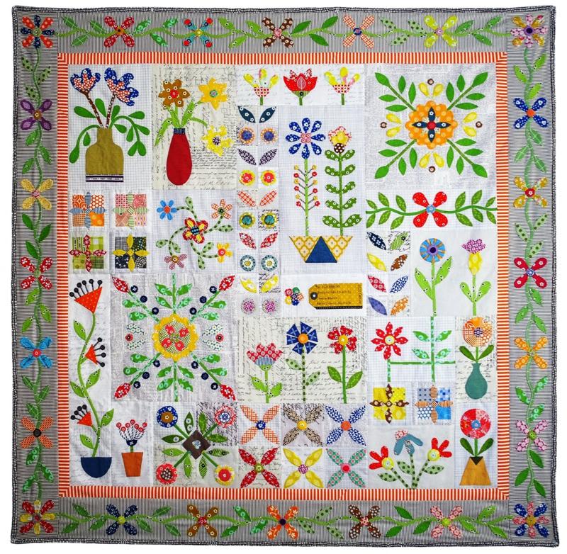 In Full Bloom by Irene Blanck