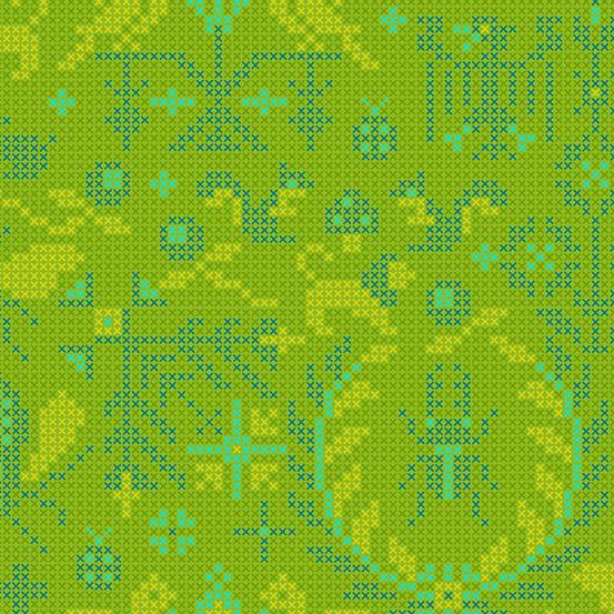 Sunprints A9387-G lychen