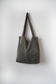 Olive Rib Bag