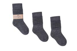 Lange sokken Dreams Graphite