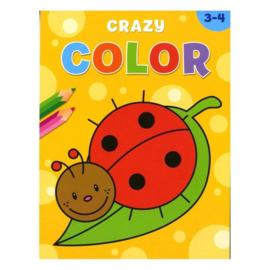 Deltas - Crazy Color 3-4 jaar
