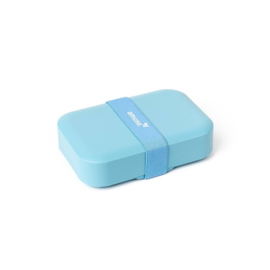 Lunchbox medium blauw