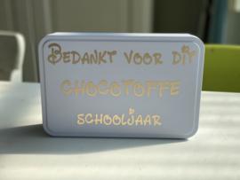 Chocotoffe doos