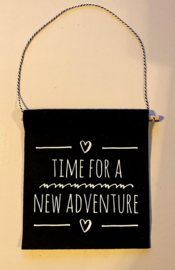 Made for little monkeys - Vaantje Time for a new adventure